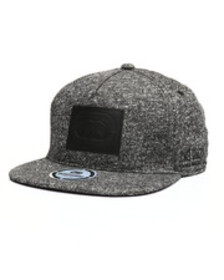 Ecko heathered ecko snapback hat