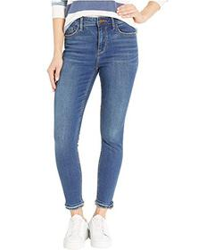 Sam Edelman Stiletto High-Rise Ankle Skinny in Hei