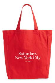 SATURDAYS NYC Miller Standard Tote Bag