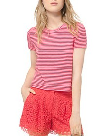 MICHAEL Michael Kors - Striped Tee