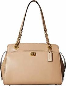 COACH Refined Calf Leather Parker Carryall