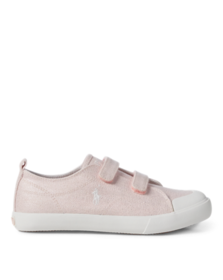 Ralph Lauren Kingsley Canvas EZ Sneaker