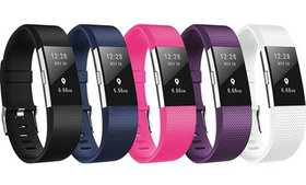 Replacement Adjustable Sport Bands for Fitbit Char