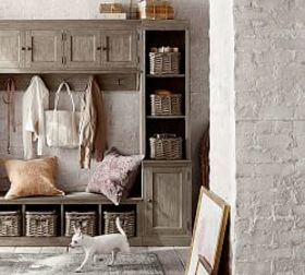 Pottery Barn Livingston Entryway Tower