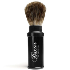 Baxter of California Aluminum Travel Brush