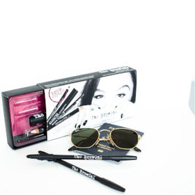 The BrowGal Travel Set for Brown Hair