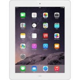 Apple - Refurbished iPad 4 - 16GB - White