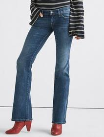 Lucky Brand Lil Maggie Low Rise Flare Jean