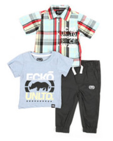 Ecko 3pc knit set (infant)