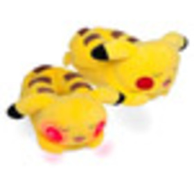 Pokemon Pikachu Light Up Slippers for Collectibles