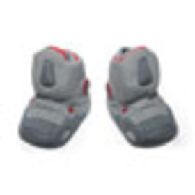 Giant Robot Slippers with Sound - By ThinkGeek for