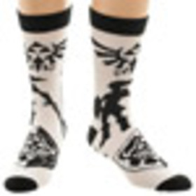 Zelda Multi Icon Socks for Collectibles
