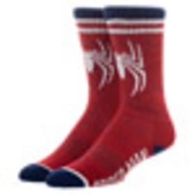 Gamerverse Spiderman Socks for Collectibles
