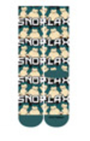 Pokemon Snorlax Shuffle Socks for Collectibles