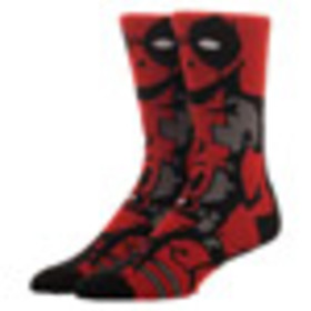 Deadpool 360 Socks for Collectibles