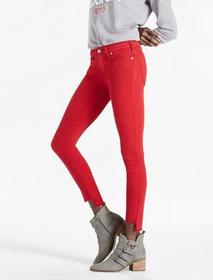 Lucky Brand Ava Mid Rise Skinny Jean