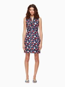 shore thing daisy jacquard sheath dress