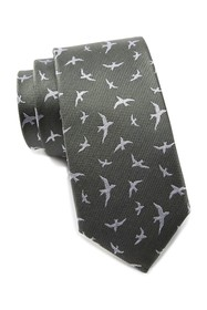 Ben Sherman Kolby Birds Silk Tie