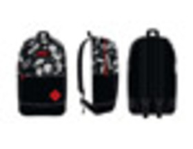 Marvel Half Print Backpack for Collectibles