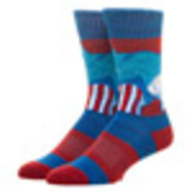 Captain America Socks for Collectibles