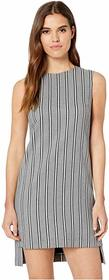 Nicole Miller Striped Shift Dress
