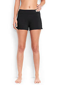 Lands End Women's Swim Shorts with Tummy Control