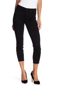 7 For All Mankind Kimmie Cropped Squiggle Jeans