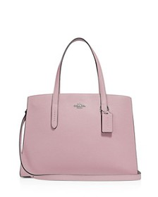 COACH - Polished Pebble Leather Charlie Carryall
