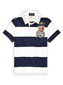 Ralph Lauren Childrenswear Little Boy's & Boy's St