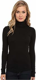 Splendid 1x1 Classic Long Sleeve Turtleneck