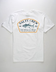 SALTY CREW Flyline Mens T-Shirt_
