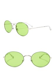 Givenchy Oval 53mm Sunglasses