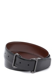 Trafalgar Leonardo Reversible Leather Belt