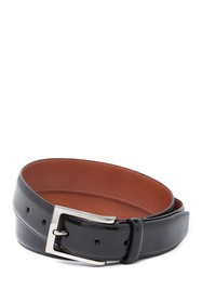 Trafalgar Vicenzio Leather Dress Belt