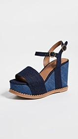 See by Chloe Carrie Super Wedge Sandals