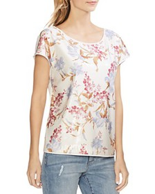 VINCE CAMUTO - Wildflower Sequined Top