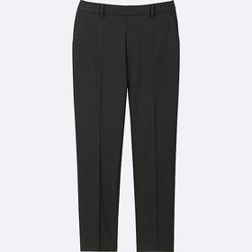 WOMEN EZY ANKLE-LENGTH PANTS