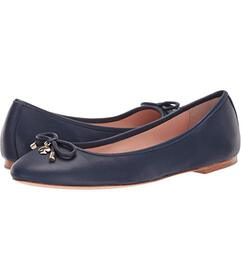 Kate Spade New York Navy Leather
