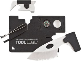 SOG Credit Card Companion Multitool with Lens/Comp