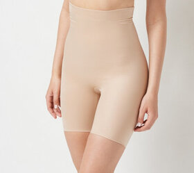 Spanx Power Conceal-Her High-Waisted Mid-Thigh Sho