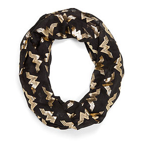 Wonder Woman Logo Lightweight Scarf - Exclusive