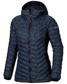 Columbia Women's Powder Pass™ Hooded Jacket