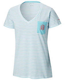 Columbia Women's PFG Monogram™ Tee—Plus Size