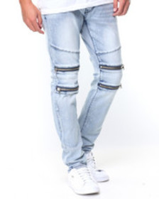 Buyers Picks zippered jeans
