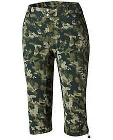 Columbia Women's Saturday Trail™ Camo Knee Pant