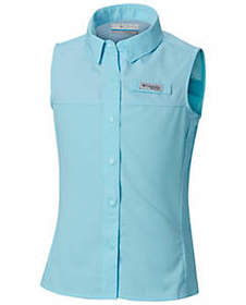 Columbia Girls' Tamiami™ Sleeveless Shirt