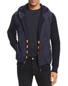 BOSS Hugo Boss - Fanello Mixed-Media Jacket