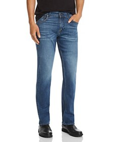 7 For All Mankind - Standard Straight Fit Jeans in