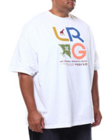 LRG s/s research icon tee