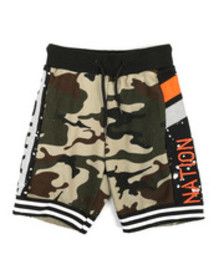 Parish french terry shorts (4-7)